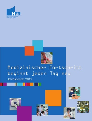 freiburger spital (HFR) - Jahresbericht 2012 by hôpital fribourgeois ...
