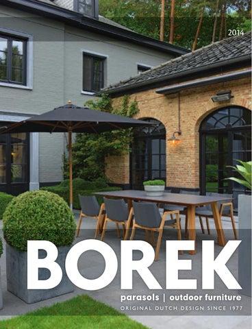Borek Stresa Parasol.Borek Brochure 2014 By Borek Parasols Outdoor Furniture Issuu
