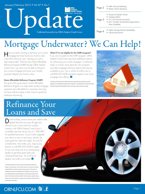 Ornl Update 2012 Vol 47 No 1 By Ornl Federal Credit Union Issuu