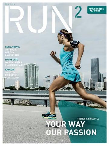 RUN2 MAG 2014 1 by FUTURA SPORT AG issuu