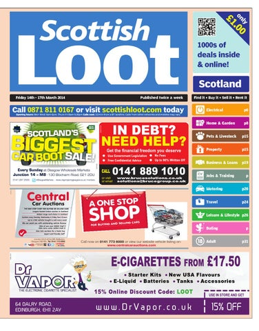 64687d124fa0 Loot Scotland, 14th March 2014 by Loot - issuu