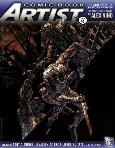 Comic Book Artist (Vol  2) #4 by TwoMorrows Publishing - issuu