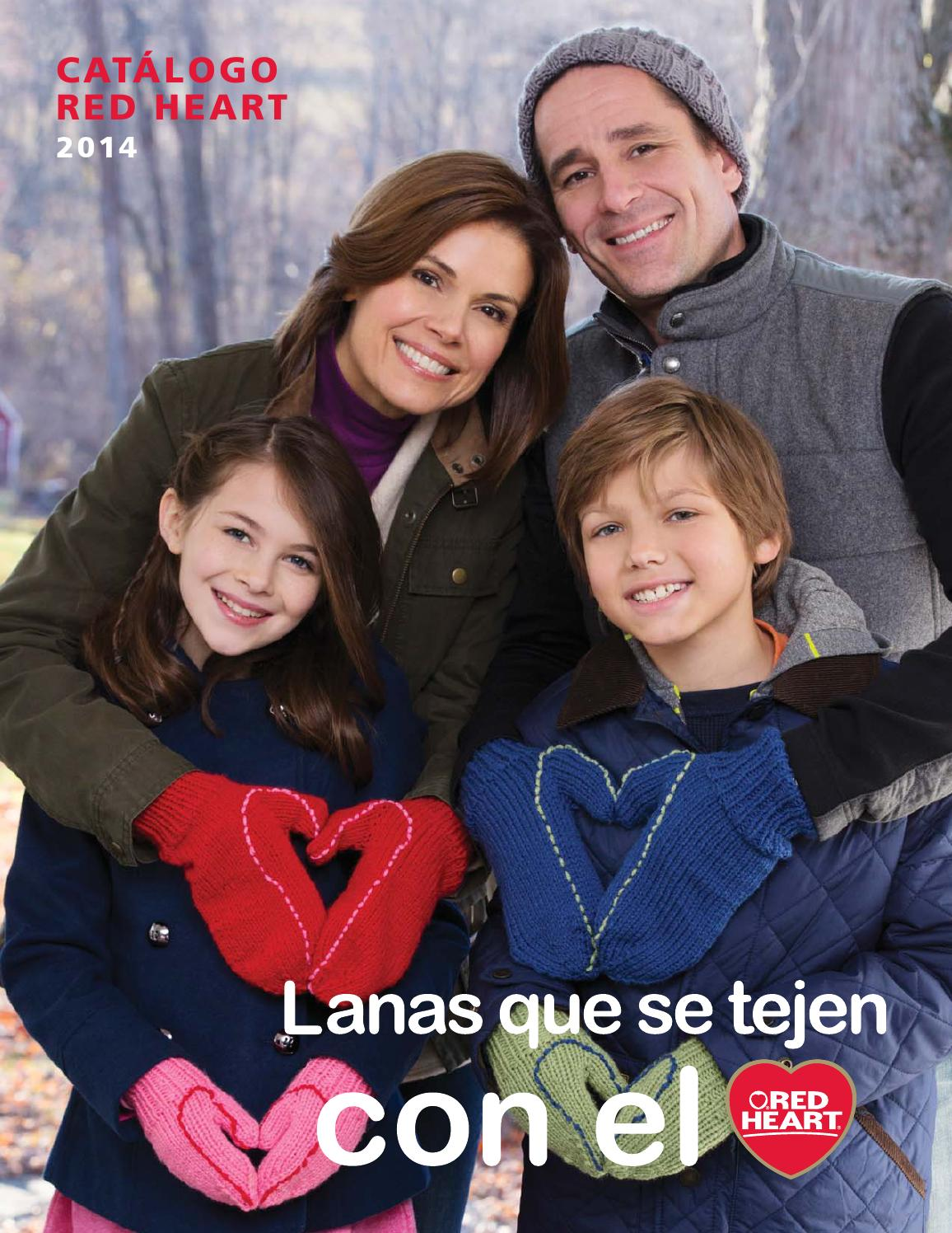 Catálogo Red Heart by Coats Cadena Colombia - issuu
