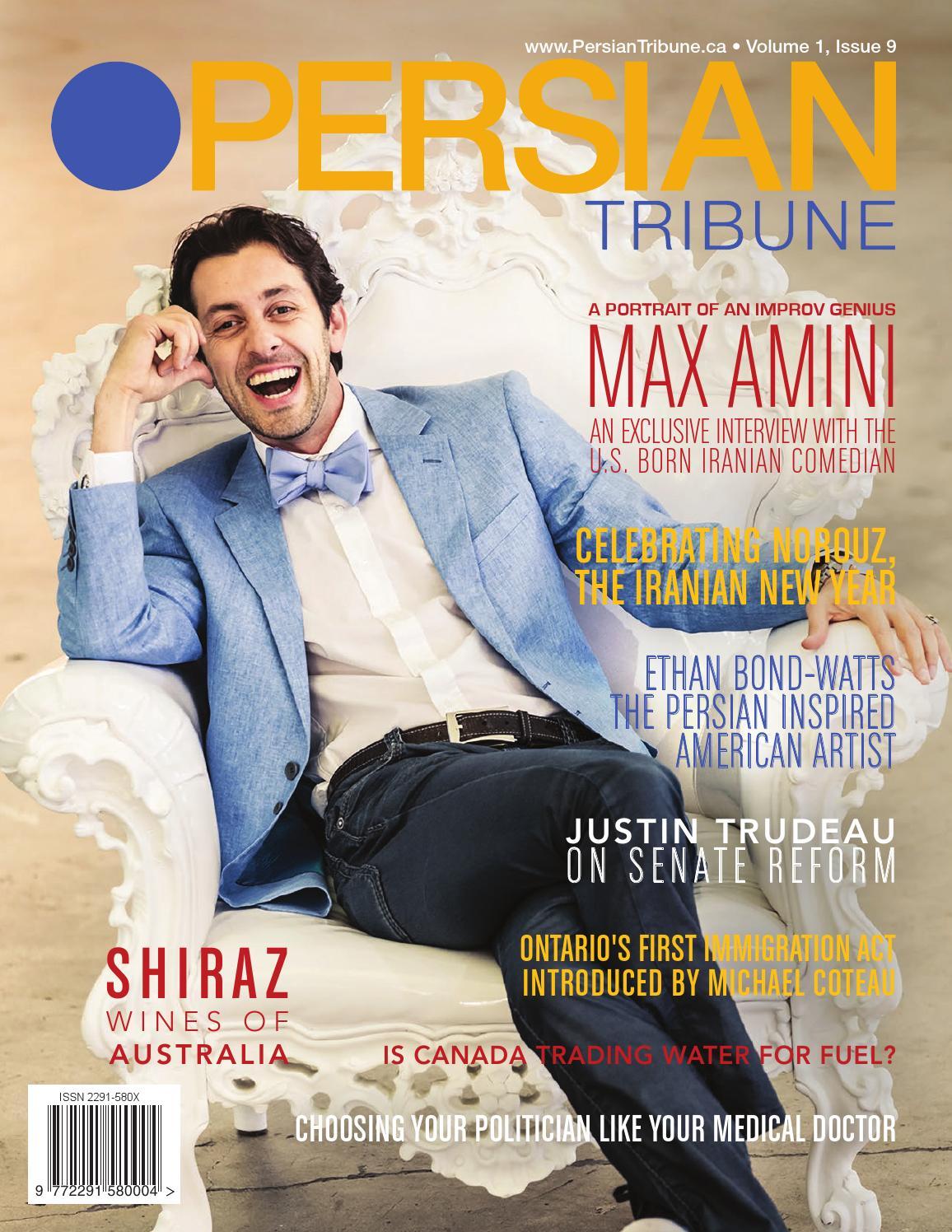 Persian Tribune Volume 1 Issue 9 By Persian Tribune Issuu