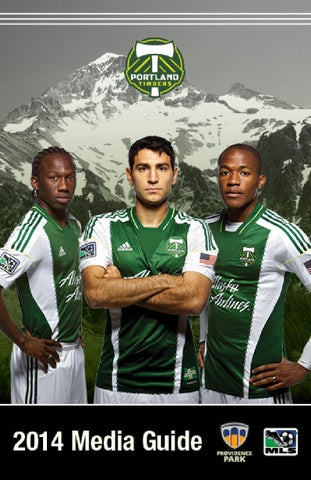 9868870bcc8c 2014 Portland Timbers Media Guide by Portland Timbers - issuu