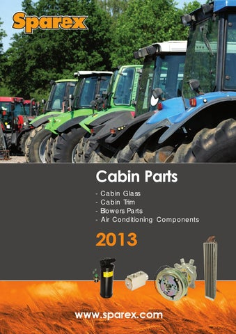 S 10009 tractor cab 2013 by qldtractorspares - issuu