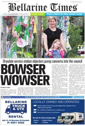Bellarine Times  March 20, 2014 by Surf Coast News Australia Pty Ltd ... f8c9f950e7ef