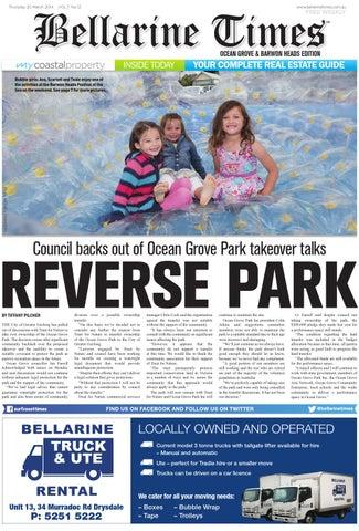 Bellarine Times OG  March 20, 2014 by Surf Coast News Australia Pty ... 690f564c10a3