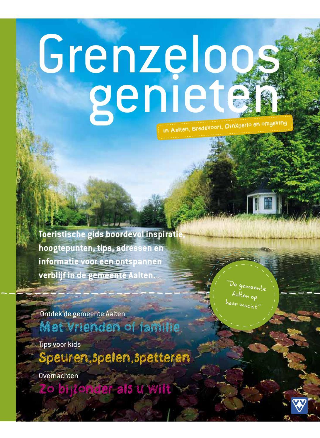 Grenzeloos Genieten 2013 By Achterhoek Issuu