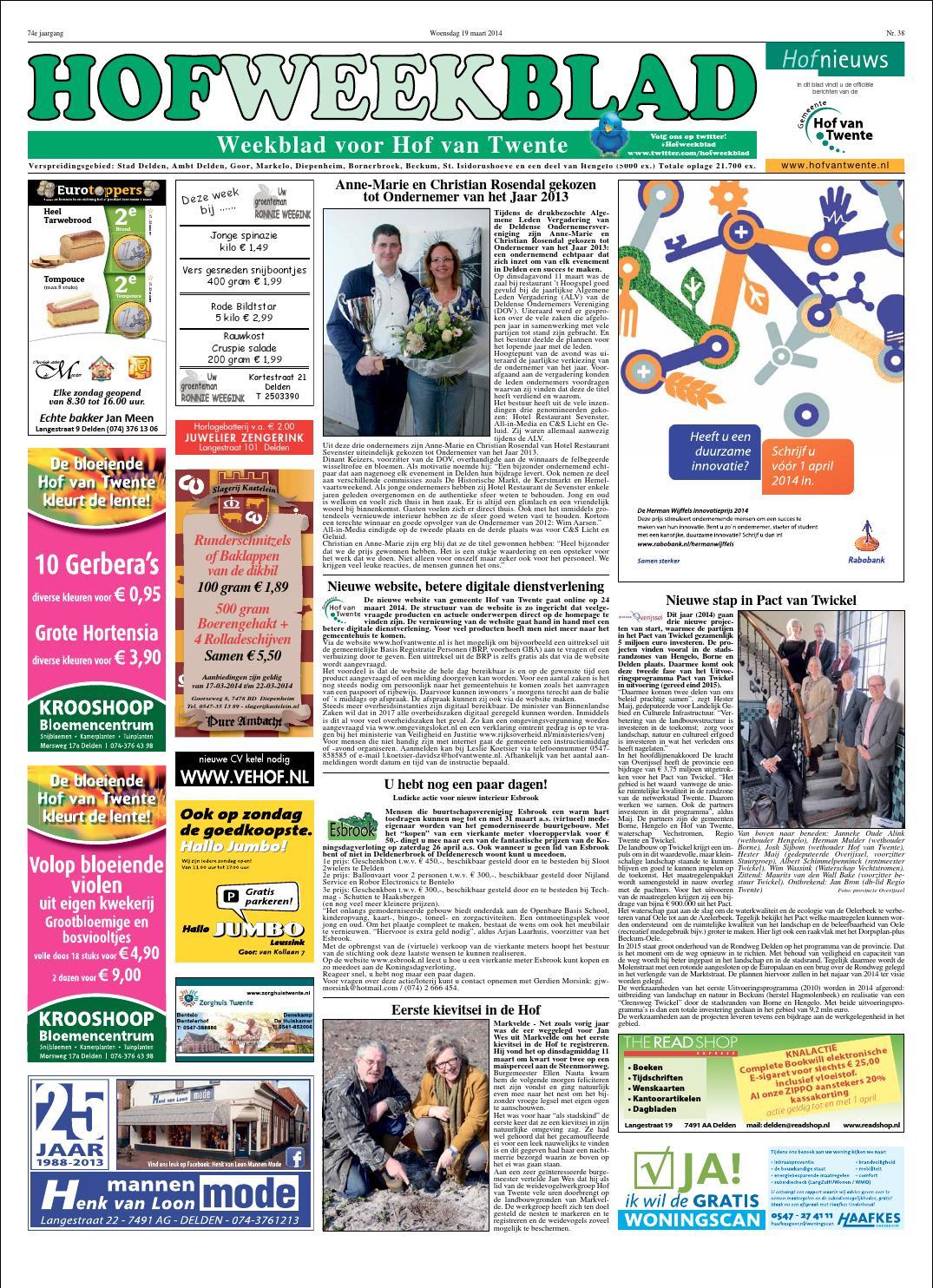 e86da55c797 Week 12 14 by Regionale Uitgeversgroep - issuu