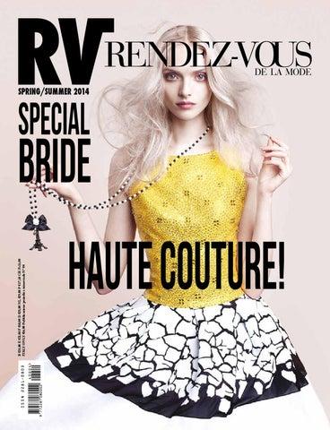 Rendez-Vous de la Mode Haute Couture SS 2014 by EUROdistriPRESS SRL ... d191bdfe2b3