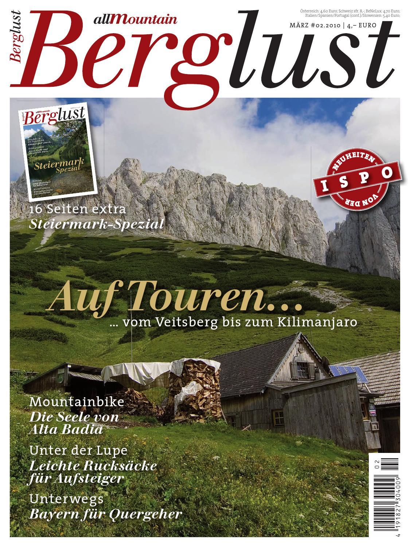 Berglust/All Mountain #02.2010 by Intermag GmbH - issuu