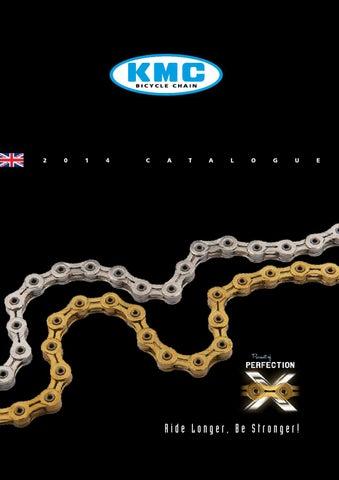 "Silver 2 Pack KMC K710 Non-Reusable Missing Link Fixie BMX Bike 1//2 x 1//8/"""