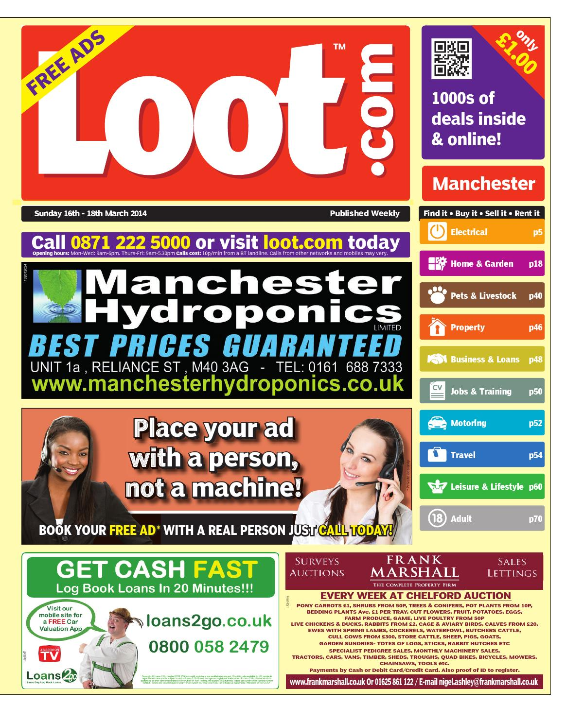 Loot Manchester 16th March 2014 By Issuu Mito A60 Fantasy Quadcore
