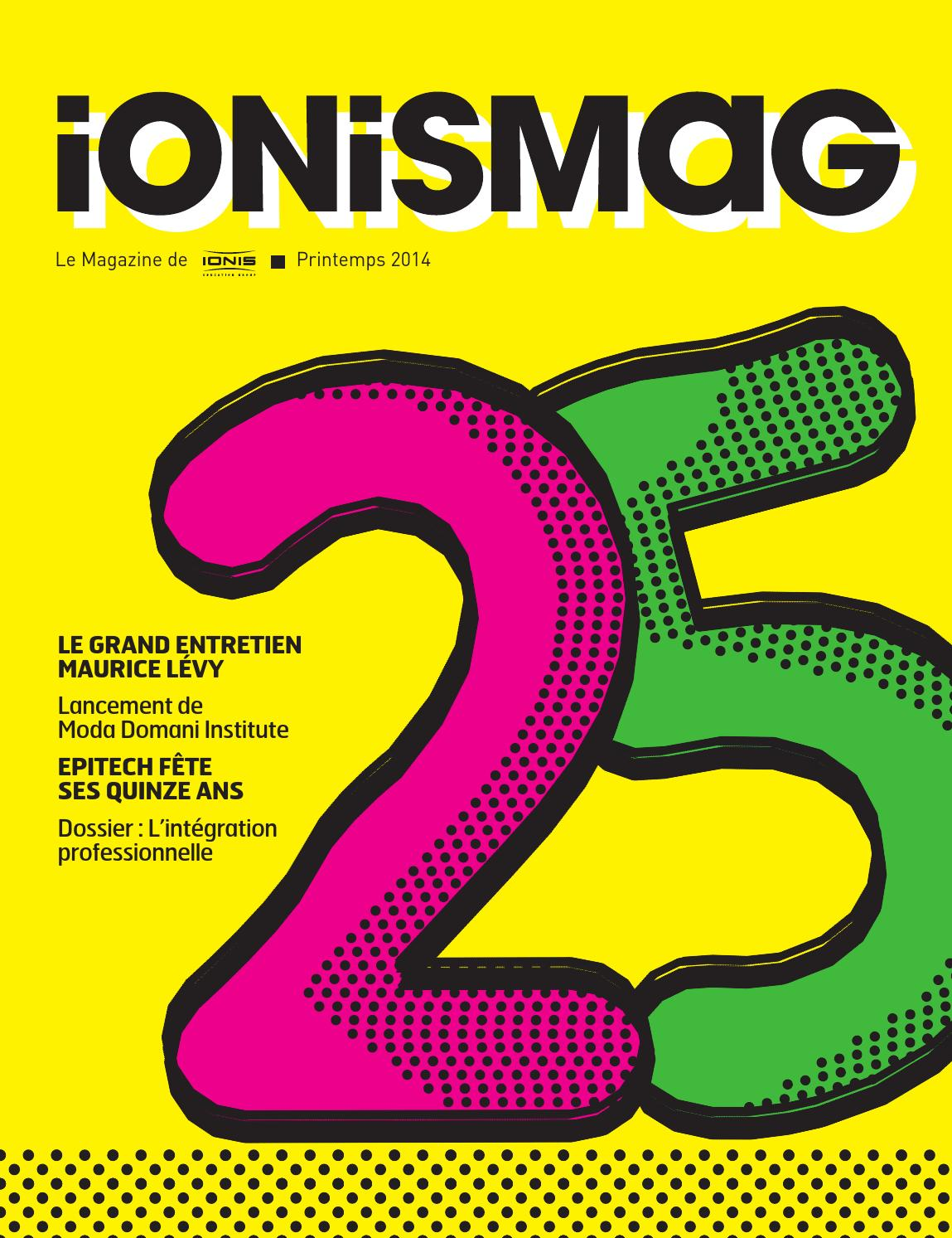 IONIS Mag  25 by IONIS Education Group - issuu 38c6c891630d