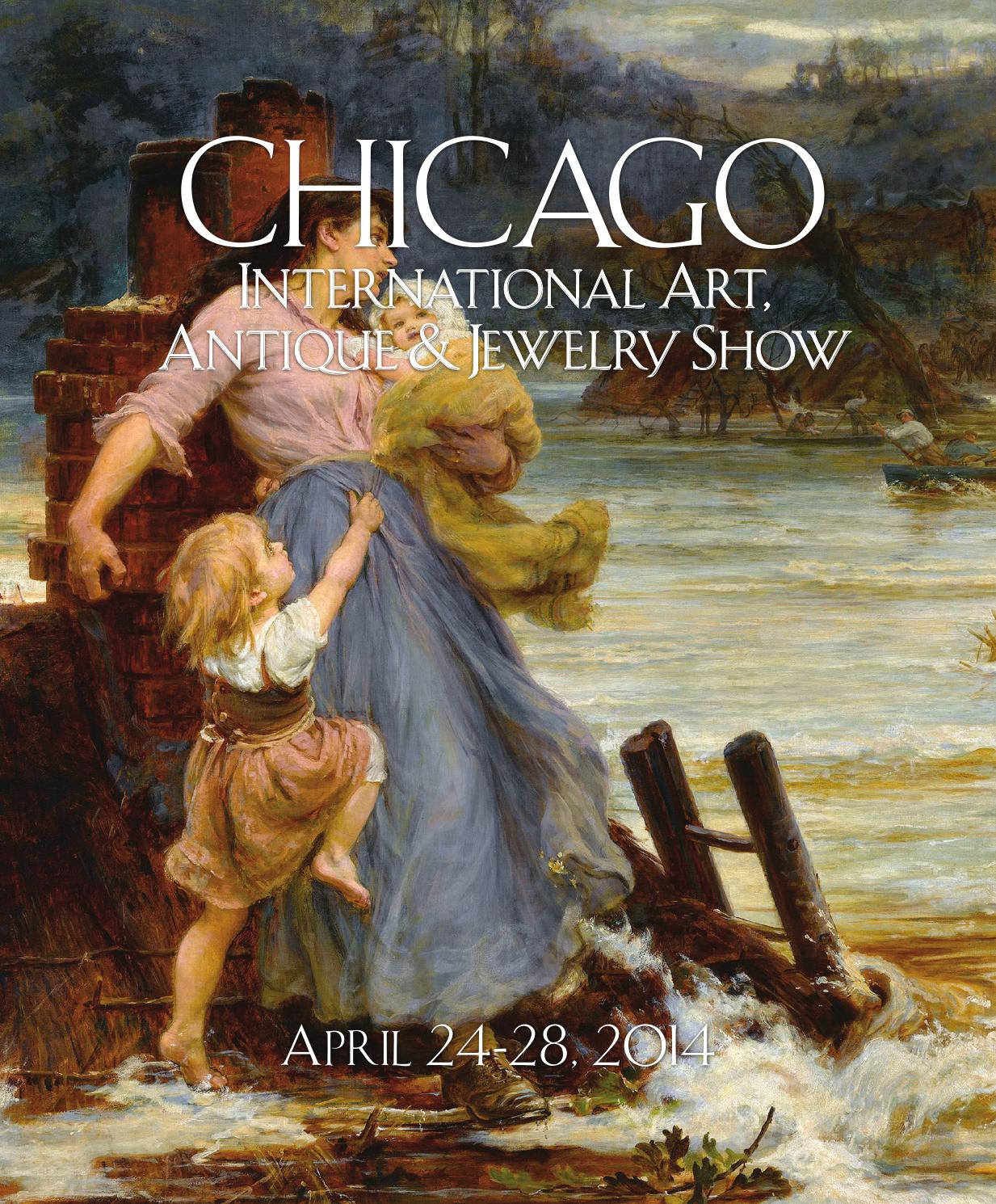 Chicago International Art Antique Jewelry Show Catalog By Palm Beach Group Issuu