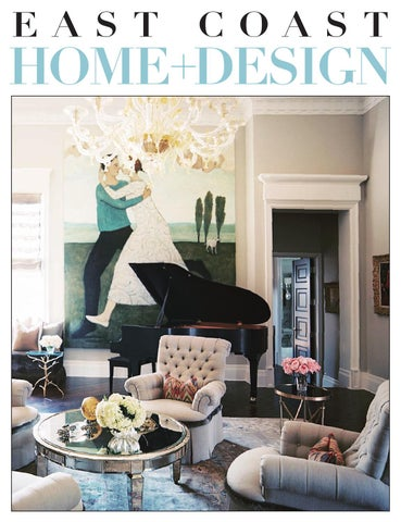 Amazing East Coast Home + Design March 2014