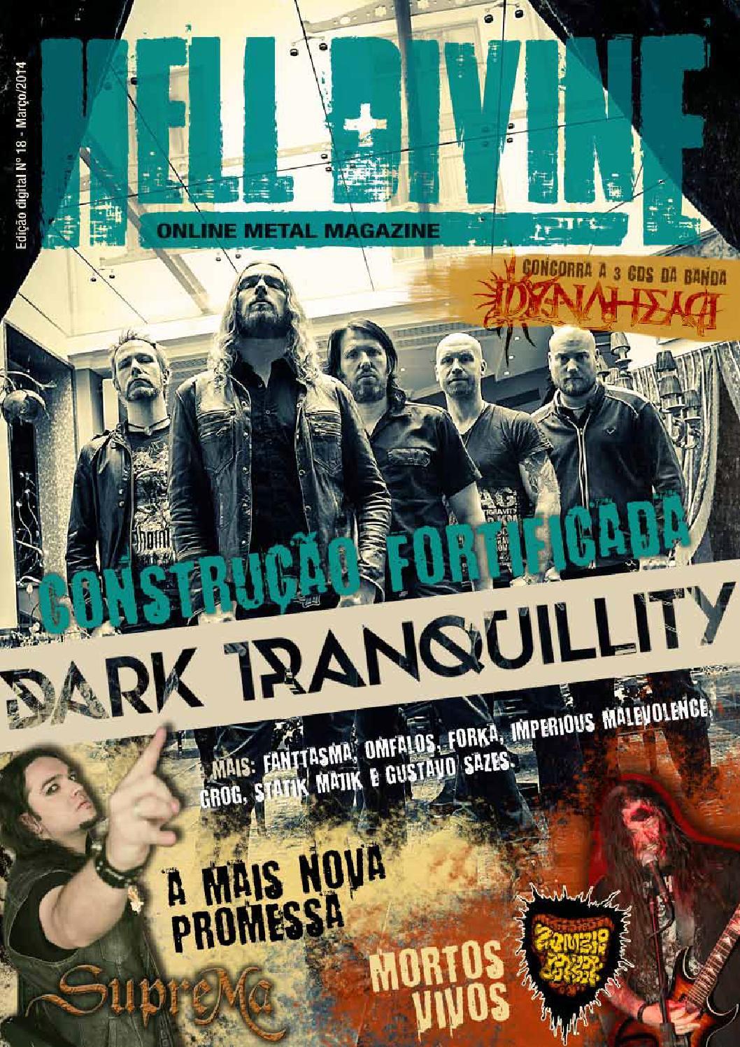 Hell Divine Nº18 - Março 2014 by Hell Divine - issuu a59f314643