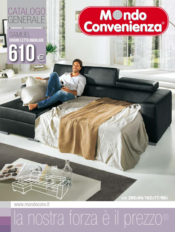 Mondoconvenienca volantino catalogogenerale2014 by issuu - Divano samuel mondo convenienza ...
