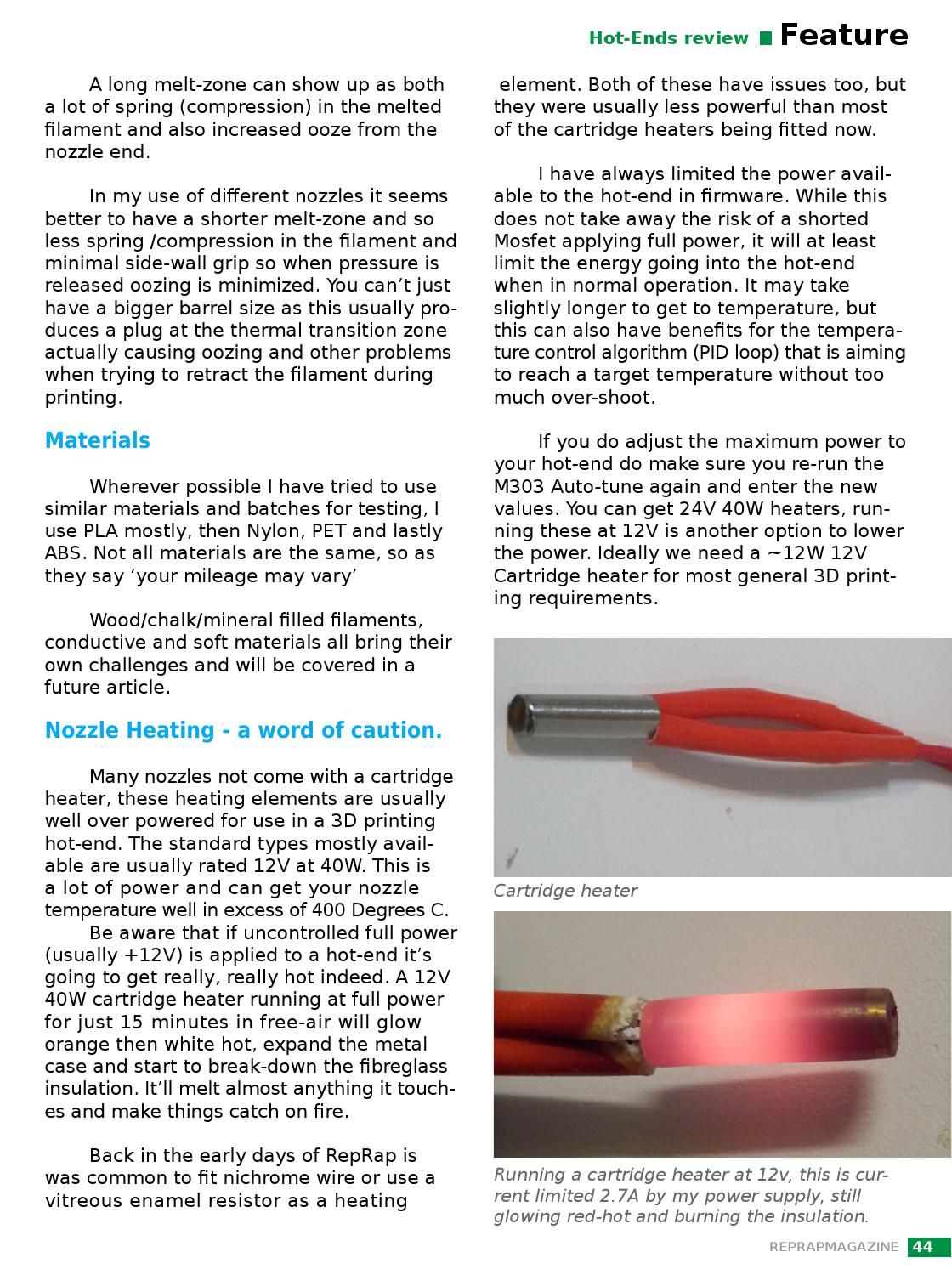 RepRap Magazine Issue 3 by Gary Hodgson - issuu