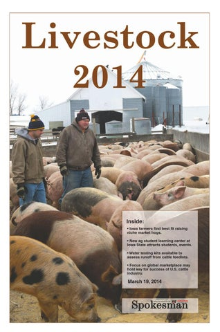 Marchlivestock2014 by Iowa Farm Bureau - issuu