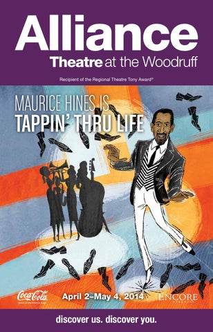 575ba32e9d2 Maurice Hines Is Tappin  Through Life at the Alliance Theatre by ...