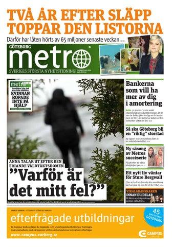 get cheap 0f9ac 8dbe2 20140320 se goteborg by Metro Sweden - issuu