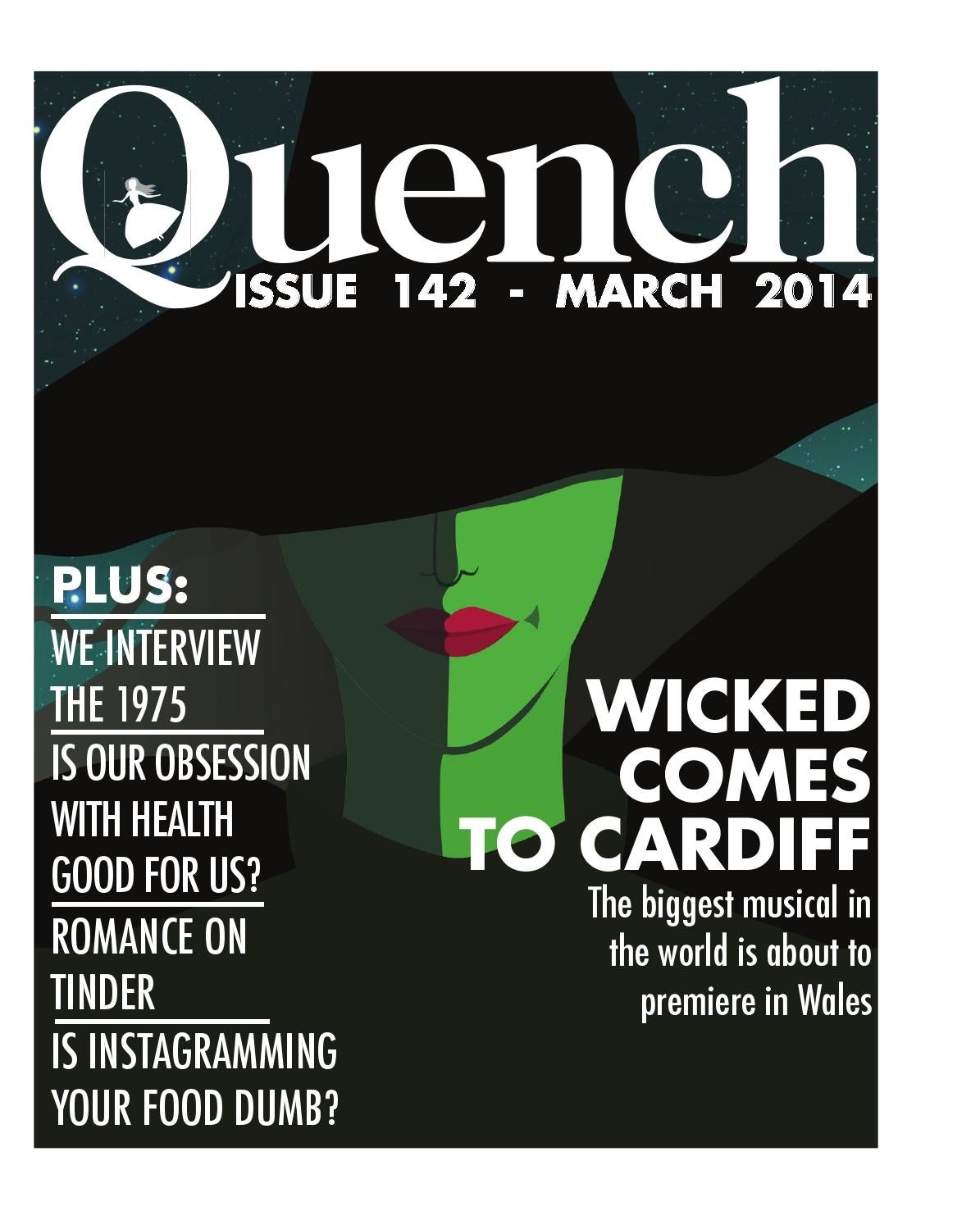 Quench 142 by Michael O'Connell-Davidson - issuu