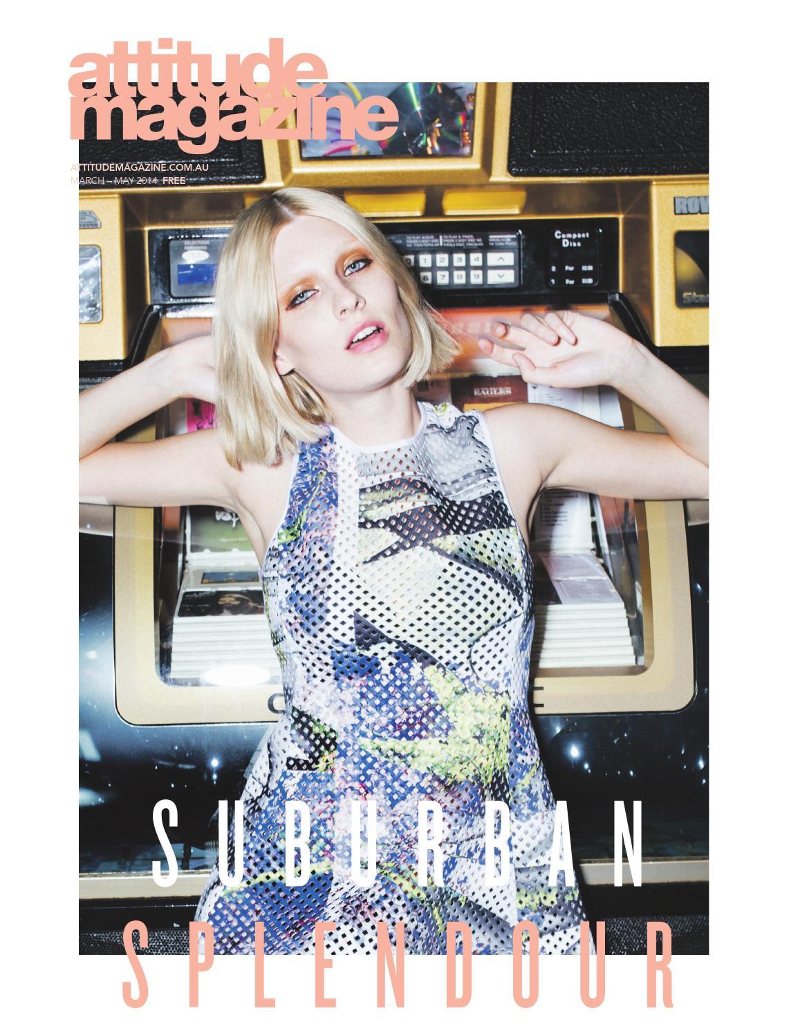 aa24ea71e Attitude Fashion Magazine - Autumn Edition by Rip It Up Publishing - issuu