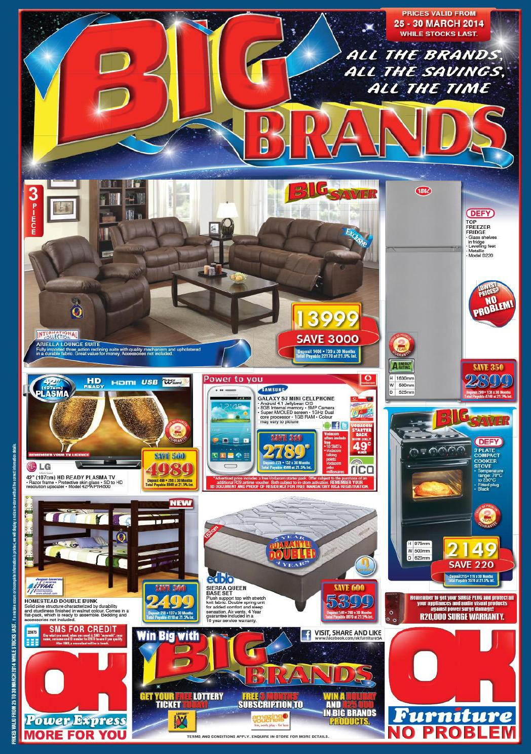 OK Furniture Website Catalogue Vaidity 25 30th March 2014 By OK Furniture    Issuu