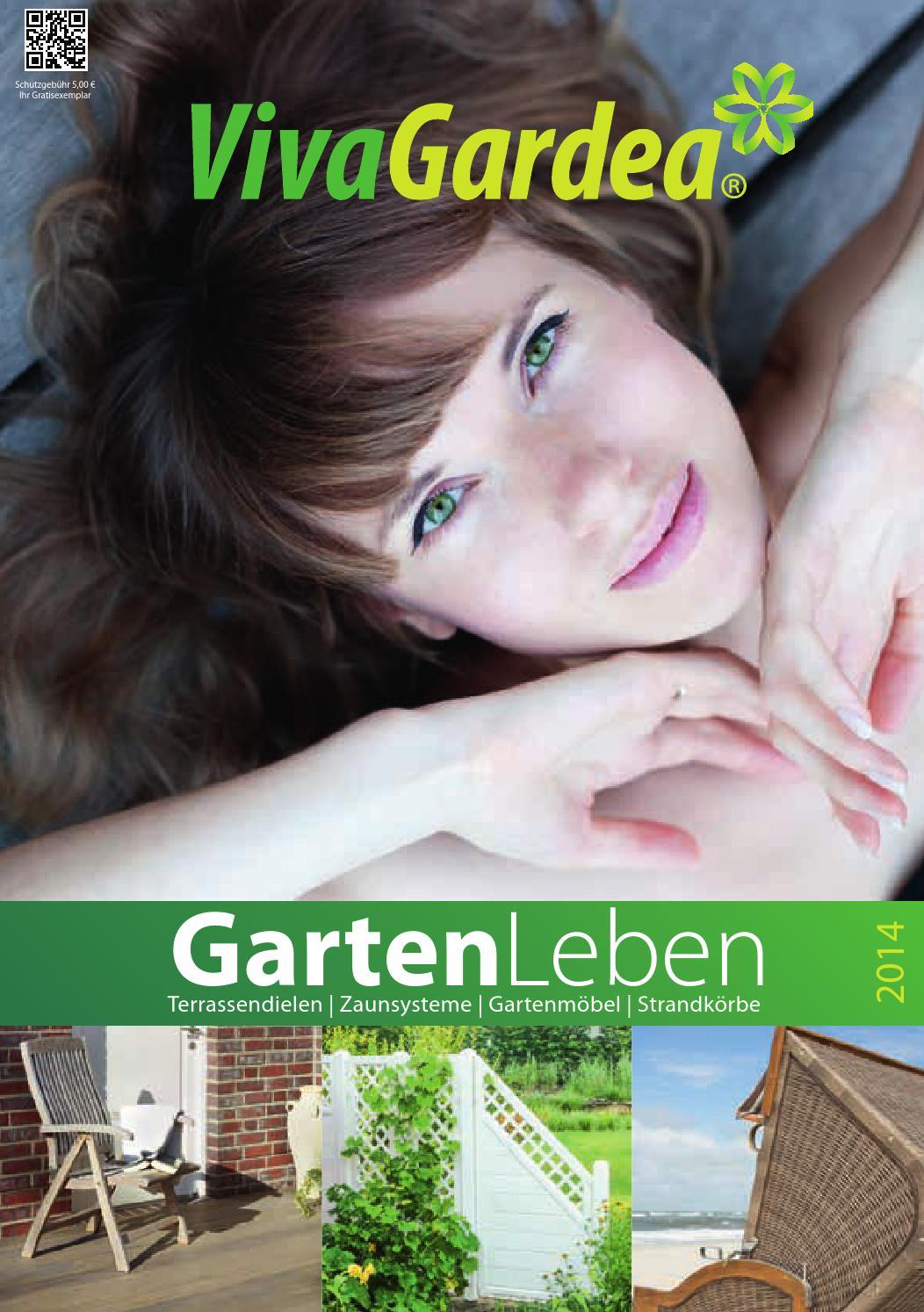 2-Sitzer Auflage Polster Kissen Gartenbank Sitzbank beige VivaGardea Terrasse