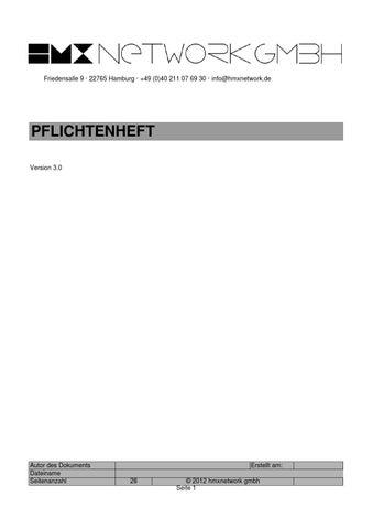pflichtenheft online shop vorlage by mark schneider issuu. Black Bedroom Furniture Sets. Home Design Ideas