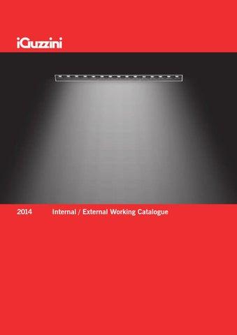 Working catalogue 2014 iguzzini en part1 by Bellatrix Bellatrix - issuu