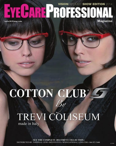 1e90894254e EyeCare Professional Magazine - Vision Expo East 2014 Show Guide by ...