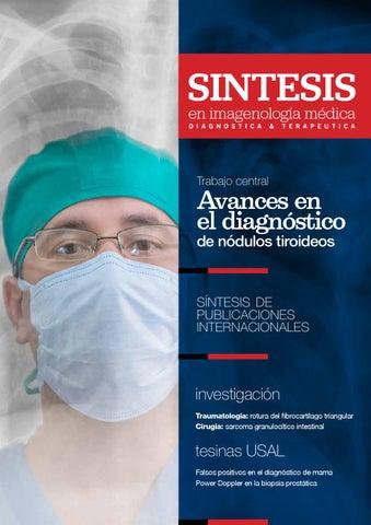 Sintesis by María Pía de Azcuénaga - issuu