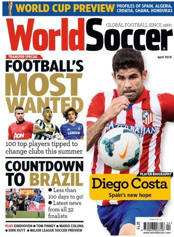 eb031ad5eba World soccer april 2014 uk by SuperNeo Interrista - issuu