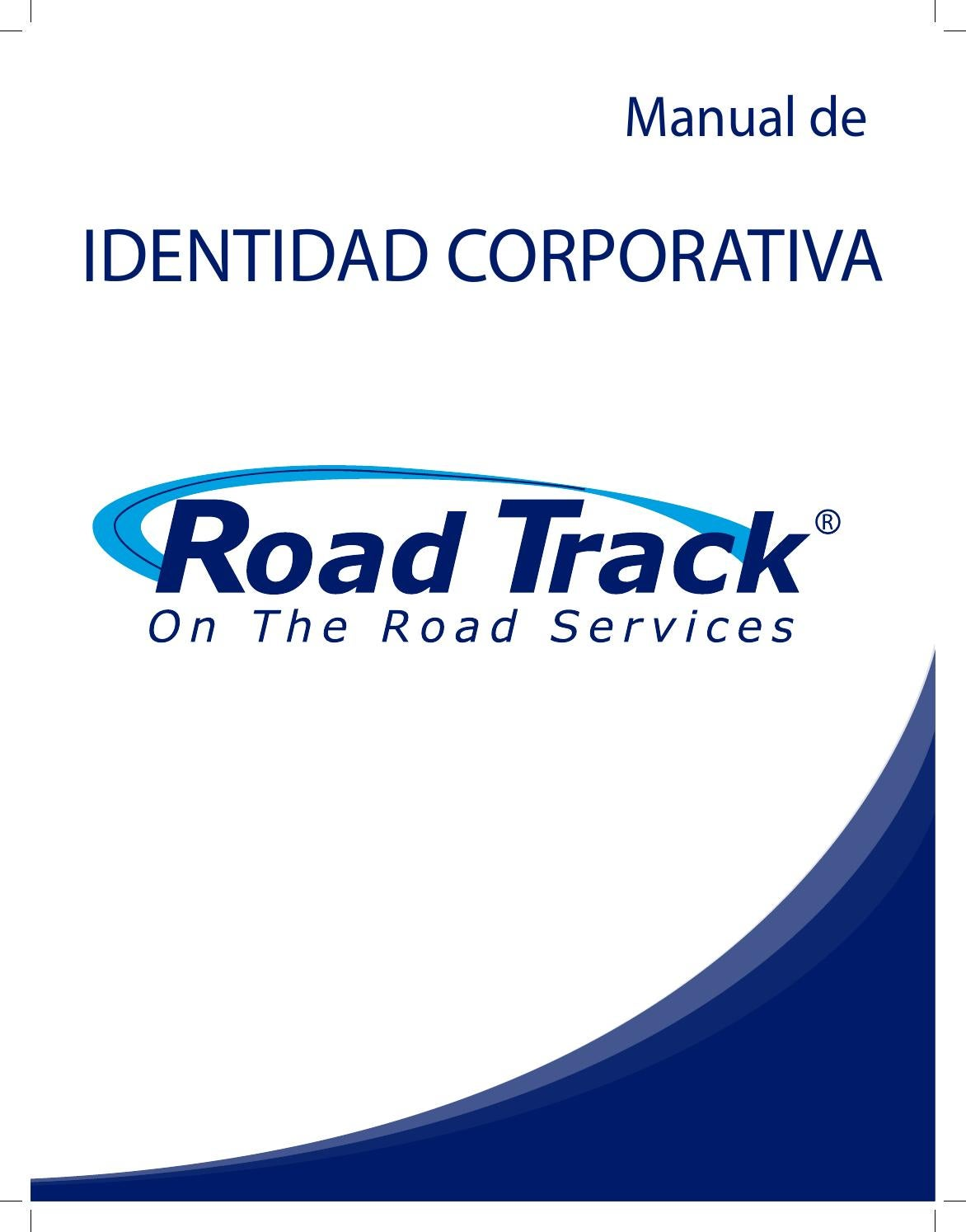 Manual final by Road Track - Issuu