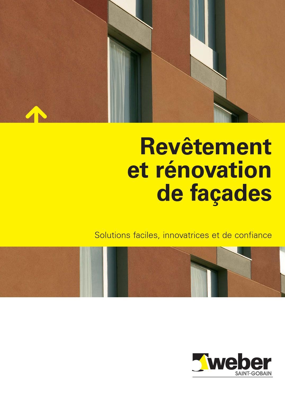 Pose Enduit De Facade Monocouche revêtement et rénovation de façadesweber - issuu