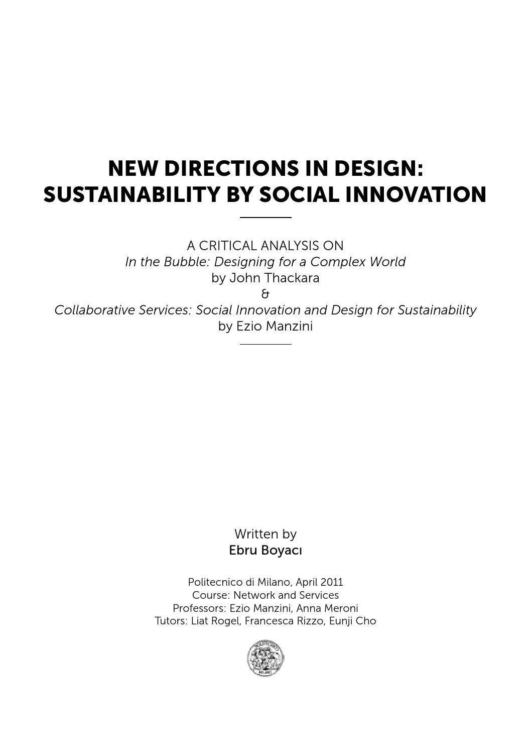 New Directions In Design By Ebru Issuu