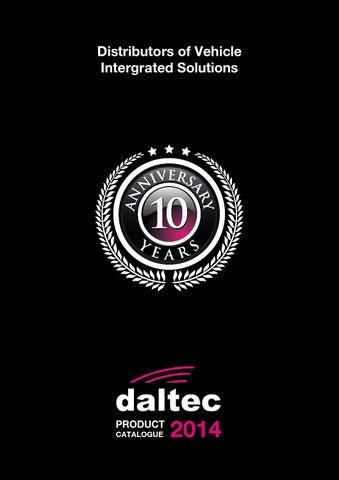 Daltec Full Product Catalogue 2014 by Daltec AI - issuu