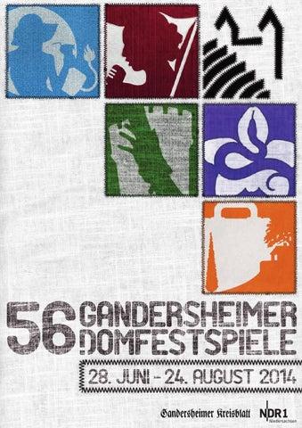56. Gandersheimer Domfestspiele [Magazin] by Dirk Mederer - issuu