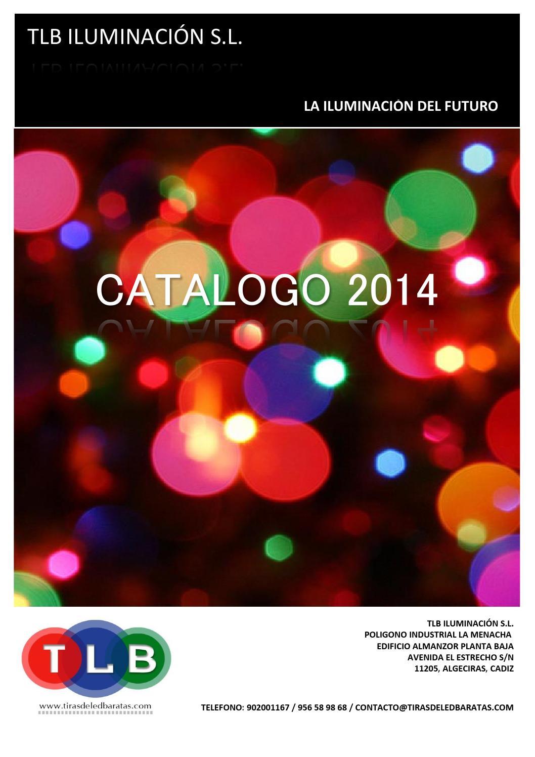 Catalogo tlb iluminaci n by issuu - Tlb iluminacion ...