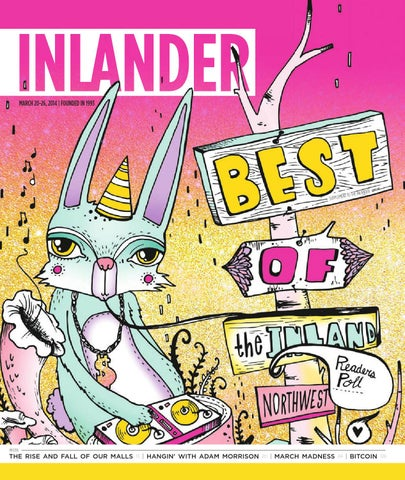 Inlander 03 20 2014 By The