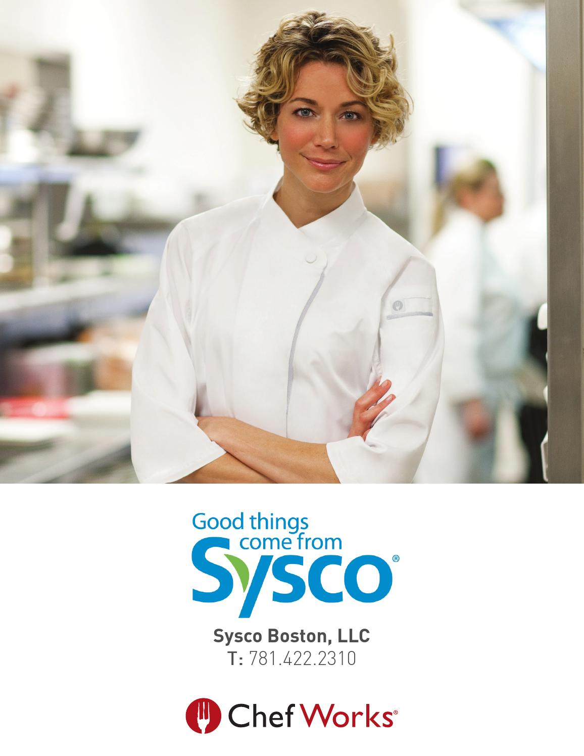Sysco Chef Works Catalog by Chef Works - issuu