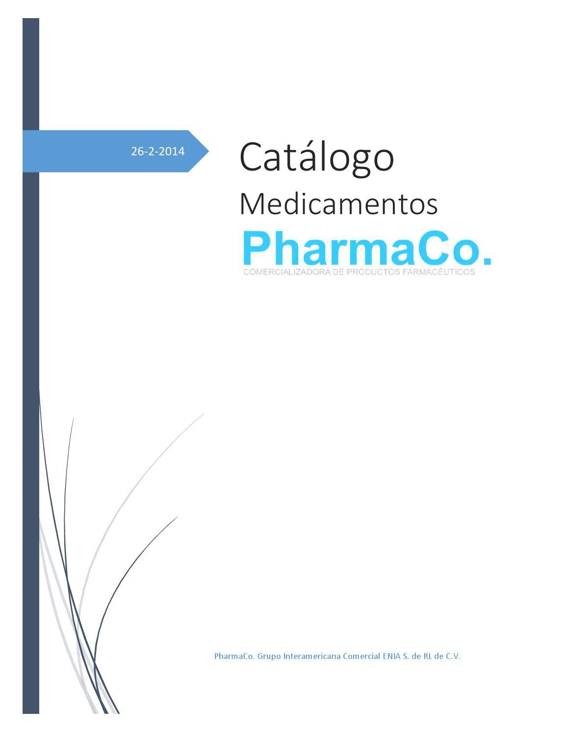Catalogo Pharmaco By Pharmaco Issuu