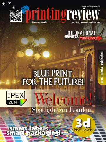 Printing Review March-April 2014 by Worldwide Publications