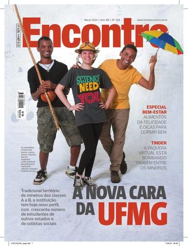 9eedeb313c9 Revista Encontro 154 by Editora Encontro - issuu