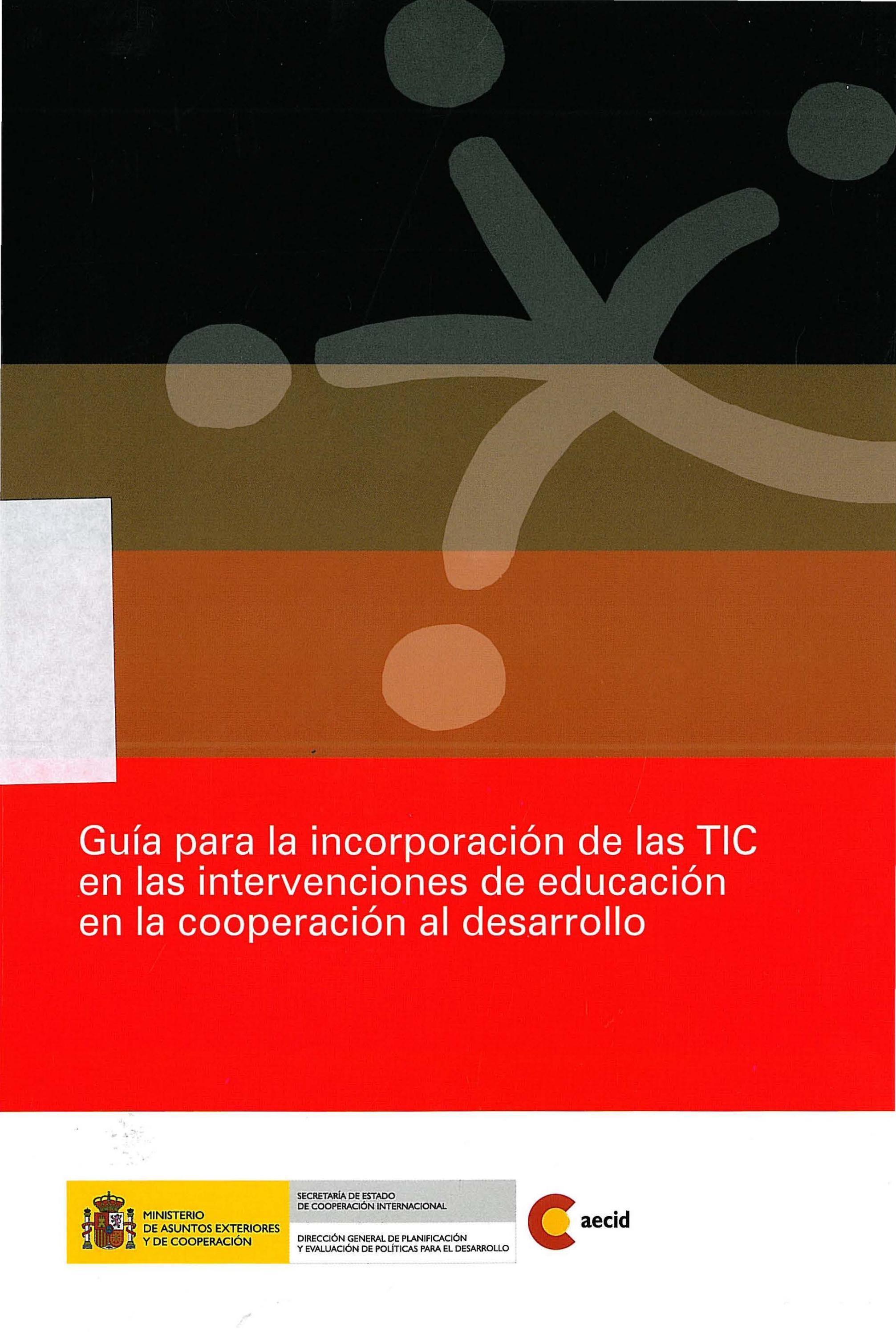 Guía para la incorporación de las TIC en las intervenciones de ...