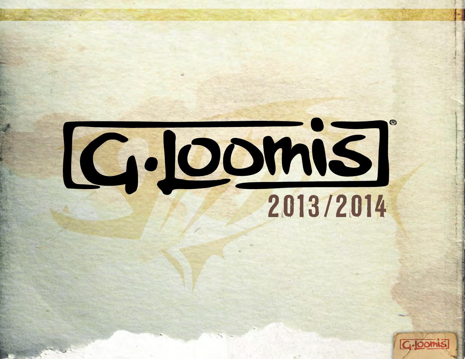 "G Loomis Pro-Green Saltwater Spinning Rod PGR822S 6/'10/"" Medium 1pc"