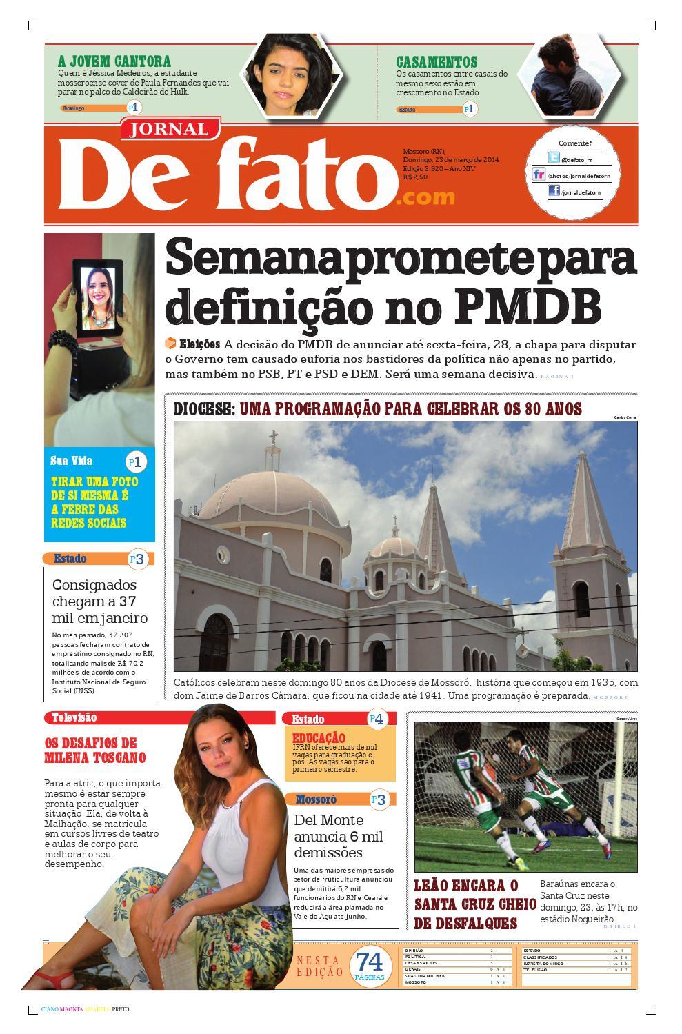 53afaca14b50c Jornal de Fato by Jornal de Fato - issuu